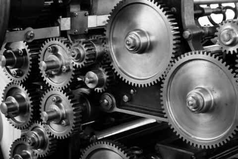 gray-scale-photo-of-gears-159298